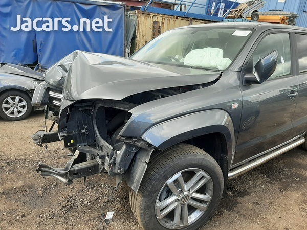 vw amarok 2019 breaking for spare parts-5
