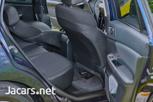 Subaru Impreza 2,0L 2016-11
