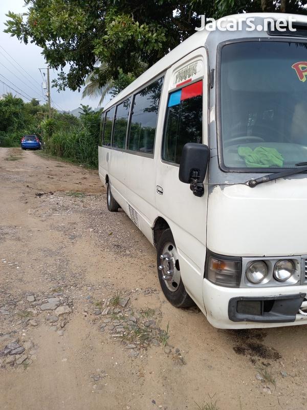 Toyota Coaster Bus-13