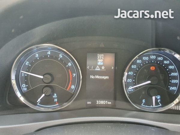 Toyota Corolla 1,6L 2018-5