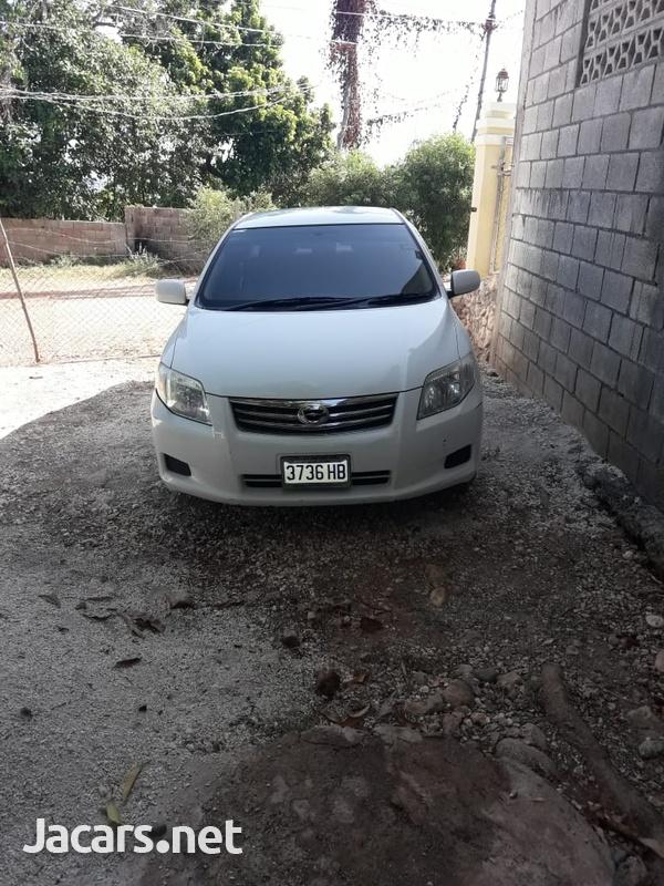 Toyota Axio 2,2L 2010-1