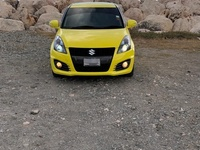 Suzuki Swift 1,6L 2015