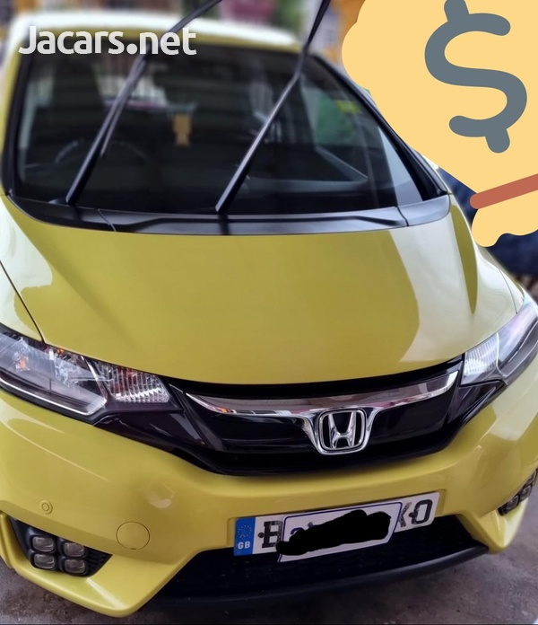 Honda Jazz 1,6L 2016-1