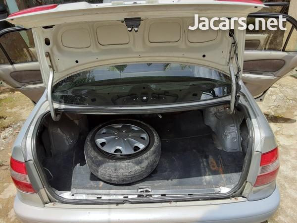 Toyota Corolla 1,4L 1999-4