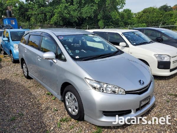 Toyota Wish 1,8L 2015-2