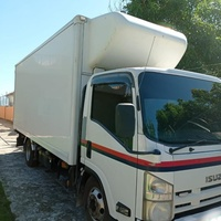 2008 Isuzu Freezer Truck