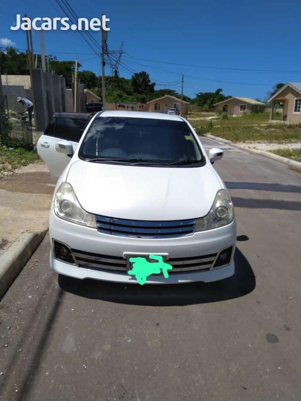 Nissan Wingroad 1,8L 2013-1
