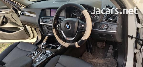 BMW X3 2,0L 2013-10