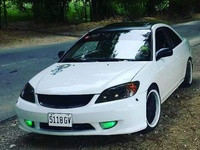 Honda Civic 4,0L 2004