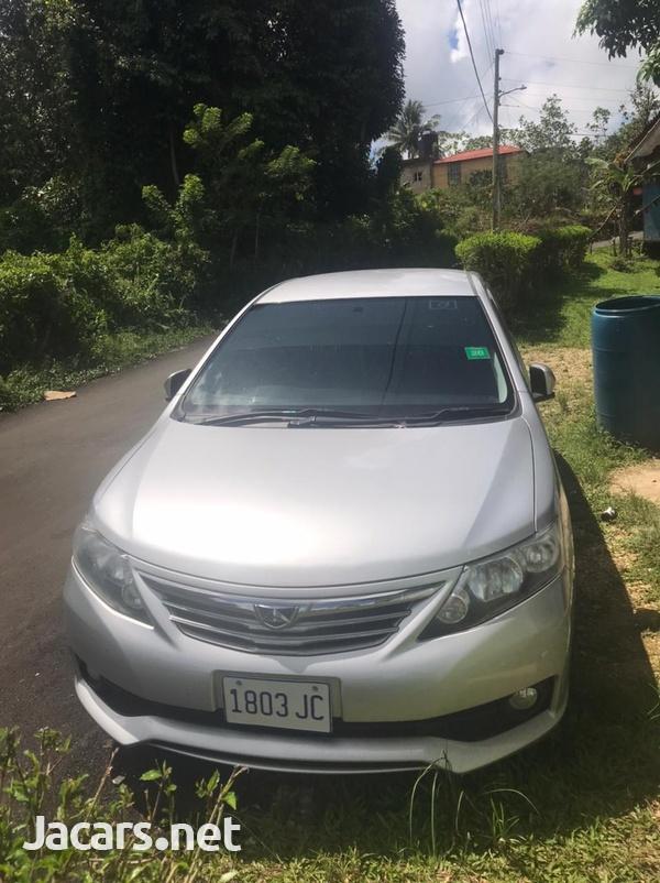 Toyota Allion 1,8L 2014-1