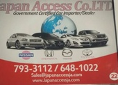 Japan Access Company Limited