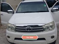 Toyota Fortuner 2,5L 2011