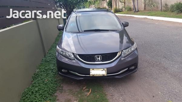 Honda Civic 1,8L 2014-1
