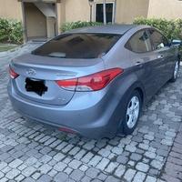 Hyundai Elantra 1,6L 2013