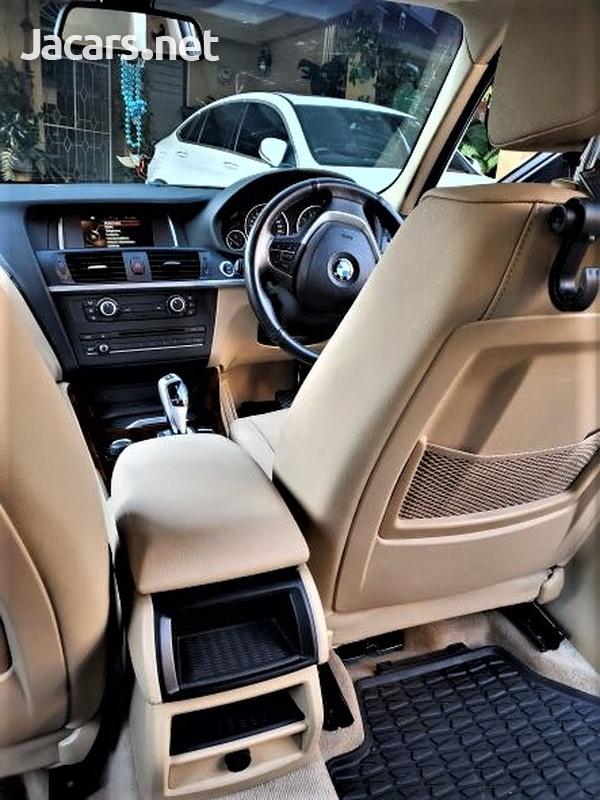 BMW X3 2,0L 2015-6