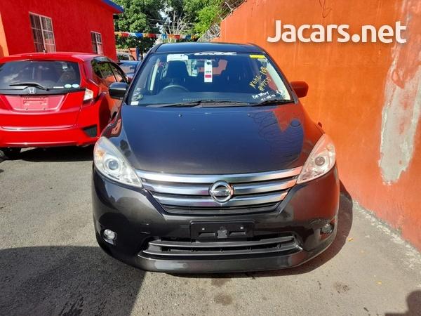 Nissan LaFesta 1,6L 2015-4