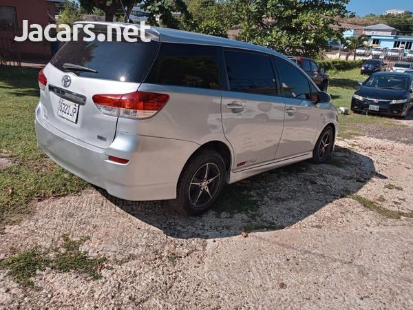 Toyota Wish 1,8L 2013-14