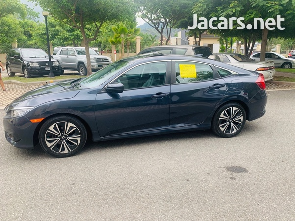 Honda Civic 1,5L 2017-3