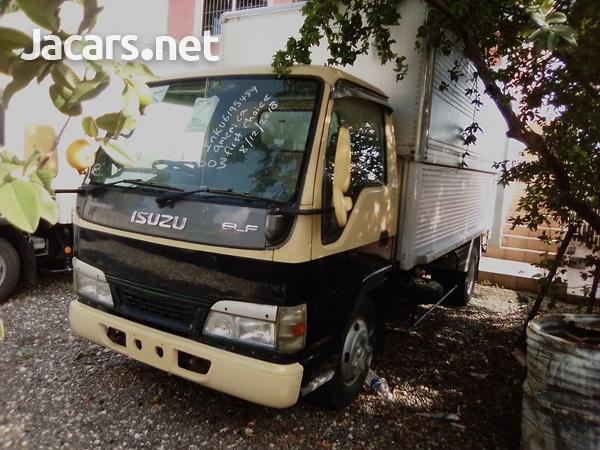 2003 Isuzu Elf Truck-1