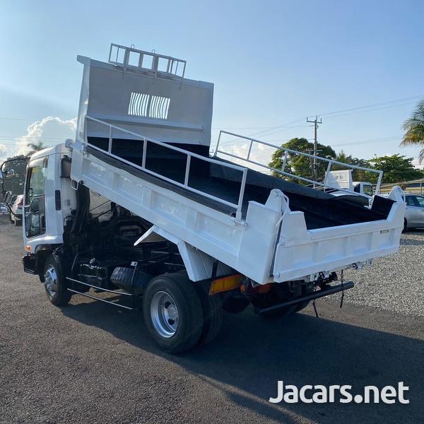2007 Isuzu FORWARDTipper Truck-9