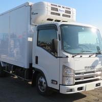 2010 Isuzu / Elf Manual 4.8L Freezer Truck