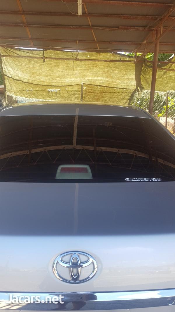 Toyota Belta 1,0L 2010-2