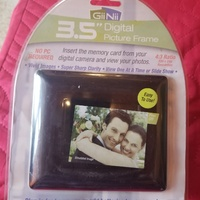 Digital 3.5 Picture Frame