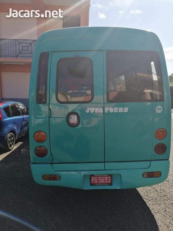2006 Rosa Super Long Bus-5