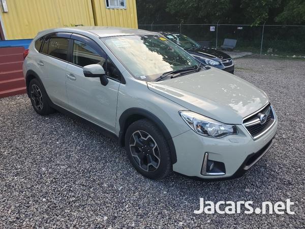 Subaru XV 2,0L 2016-7