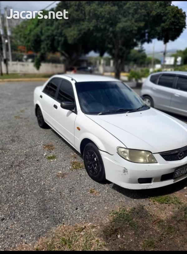 Mazda Familia 1,3L 2001-12