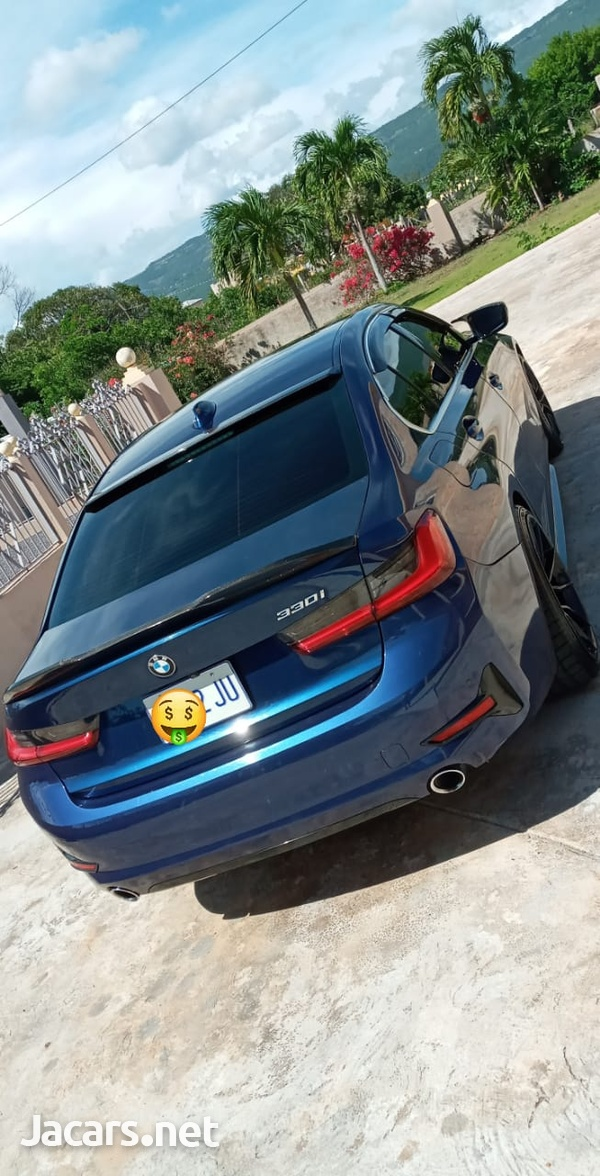 BMW 3-Series 2,0L 2020-3
