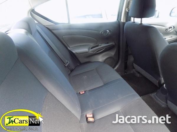 Nissan Latio 1,1L 2014-8