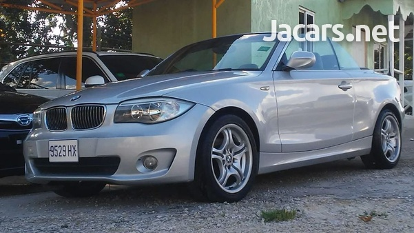 BMW 1-Series 2,0L 2012-3