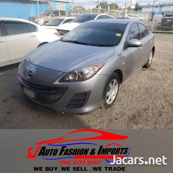 Mazda 6 2,0L 2011-7
