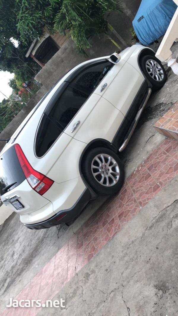 Honda CR-V 2,4L 2009-7
