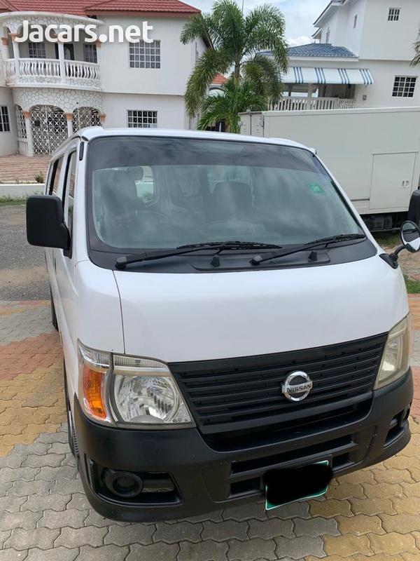 Nissan Caravan 1,1L 2009-1