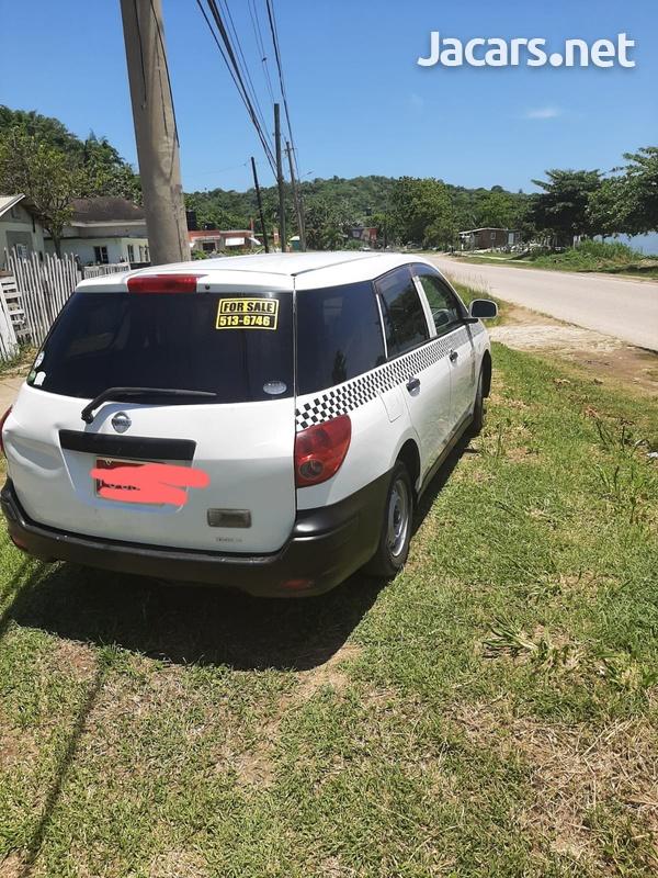 Nissan AD Wagon 1,4L 2012-3