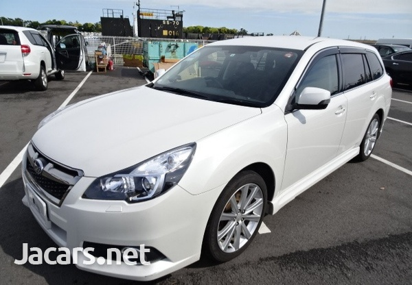 Subaru Legacy 2,5L 2012-1