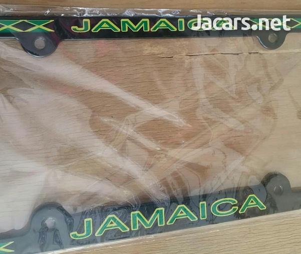 Jamaica License Plates-1