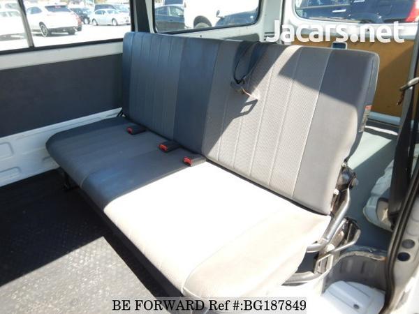 Mazda Bongo 1,8L 2015-6