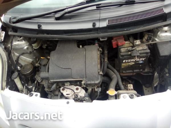 Toyota Vitz 1,5L 2009-8
