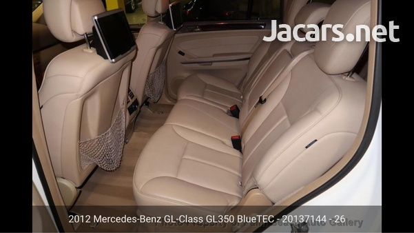 Mercedes-Benz GL-Class 3,0L 2012-4