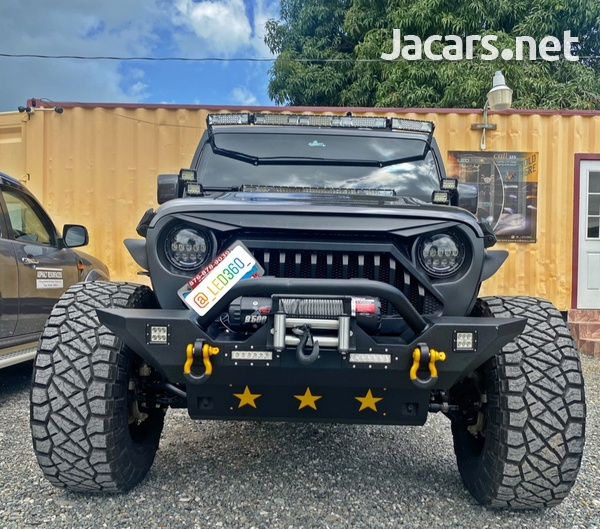 Jeep Wrangler Sport Unlimited 2,0L 2018-1