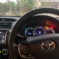 Toyota Camry 2,5L 2012