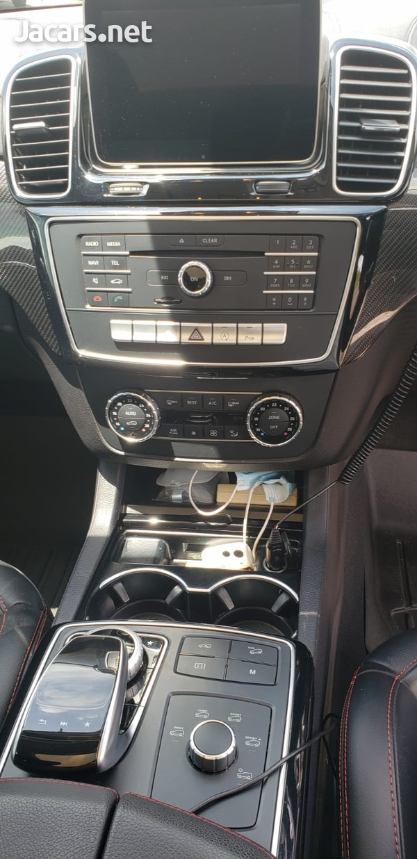 Mercedes-Benz GLE-Class 3,5L 2019-9