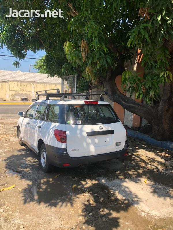 Nissan AD Wagon 2,0L 2016-2
