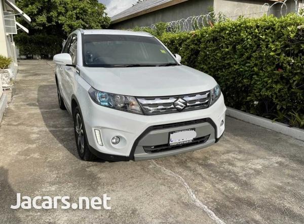 Suzuki Vitara 1,6L 2019-8