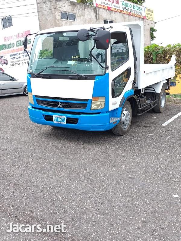 2005 Mitsubishi Fuso/Fighter Truck-3