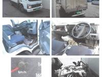 2016 Mitsubishi Canter 5 ton truck
