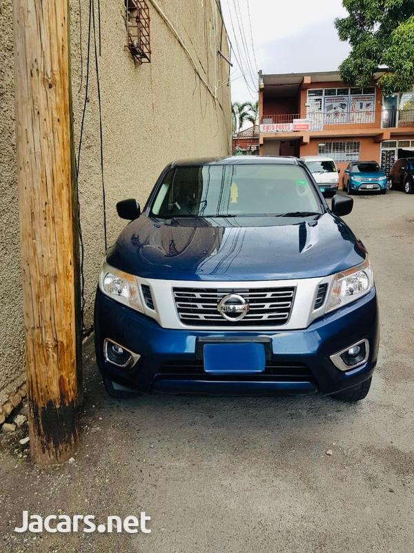 Nissan Frontier 2,4L 2019-1